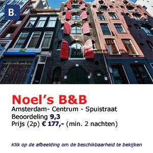 noel's B&B amsterdam bed and breakfast